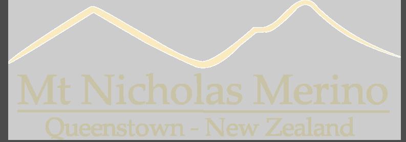 Mt Nicholas Merino logo